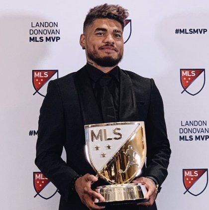 El venezolano Josef Martínez, jugador más valioso de la temporada en la MLS