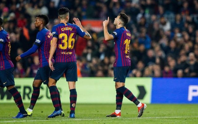 FC Barcelona - Cultural y Deportiva Leonesa