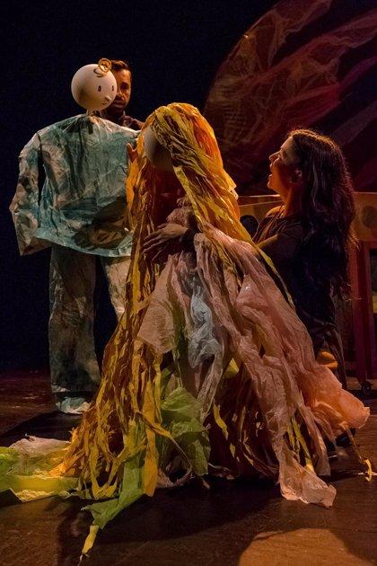 """""""Kiti Kraft"""", premio Max al mejor espectáculo infantil, llega al Teatro Arbolé este jueves y viernes"""