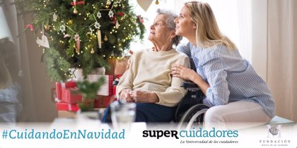 SUPERCUIDADORES donará el 1 por ciento de sus ventas en su campaña 'Cuidando en Navidad'