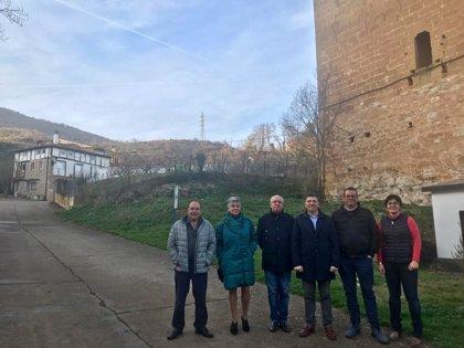 El Gobierno de La Rioja financiará el 85% de la reurbanización de la calle Buenaventura Uruñuela en Santurde de Rioja