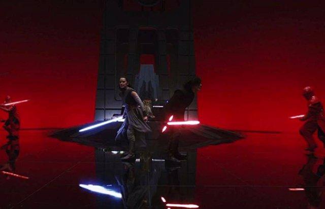 Star Wars: Los últimios Jedi