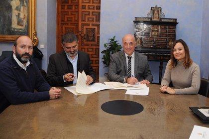 La Diputación y Famsi refuerzan su compromiso en materia de cooperación al desarrollo