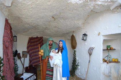 Unas 300 personas participarán el 22 de diciembre en el Nacimiento Viviente de Fontanar, en Jaén