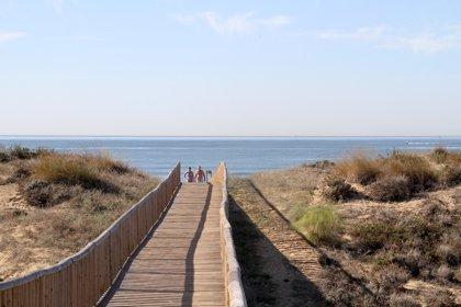 La provincia de Huelva registra más de 320.000 pernoctaciones hoteleras en el mes de octubre
