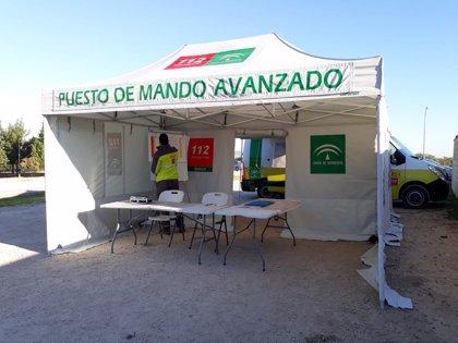 Más de 225 personas buscan a los dos ancianos desaparecidos en Marchena y El Castillo de las Guardas, en Sevilla
