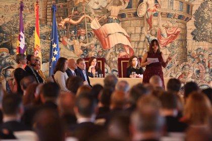 """Rosario Sánchez: """"Tenemos que demostrar que somos una sociedad madura como para hacer una revisión de la Constitución"""""""