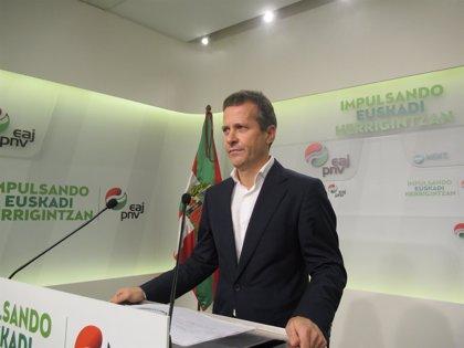 """PNV pone """"pie en pared"""" ante la recentralización y defiende que el reconocimiento nacional reforzaría al Estado"""