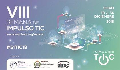 La Semana de Impulso TIC arranca este lunes para difundir la importancia de la informática en la sociedad