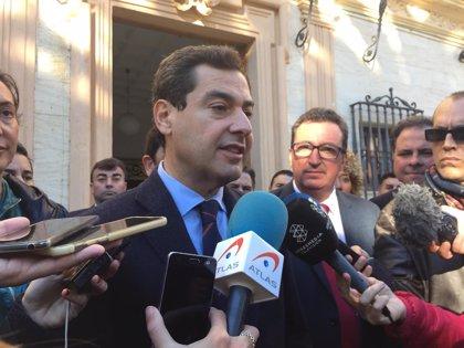 """Moreno busca """"un acuerdo mayoritario"""" con Cs y pasar """"de debatir sillones a reformas"""""""