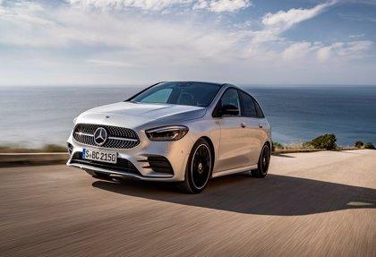 Mercedes-Benz registra récord de ventas mundiales en noviembre, con 198.545 unidades, un 1,5% más