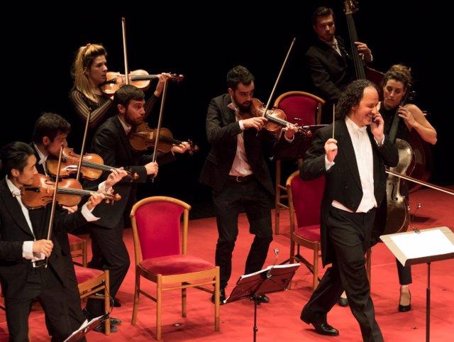 Espectáculo 'Concerto a Tempo d'Umore' del ciclo 'Conciertos en Familia'