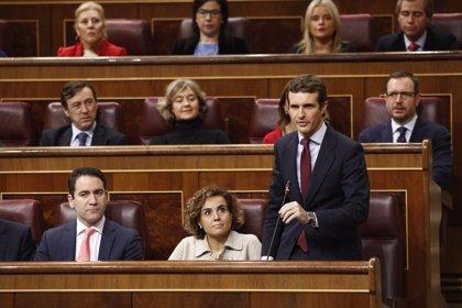 """Casado rebutja """"obrir en canal"""" la Constitució, la """"millor vacuna contra radicalisme, populisme i nacionalisme"""""""