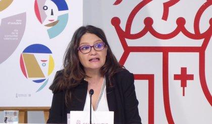 """Oltra condena el escrache a Valls: """"No comparto sus ideas pero voy a defender siempre su derecho a expresarlas"""""""