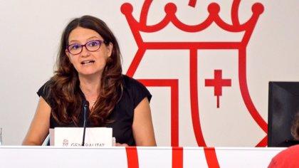 "Oltra sobre VOX: ""Aquí nos hemos vacunado contra fenómenos políticos antidemocráticos con políticas de cohesión social"""