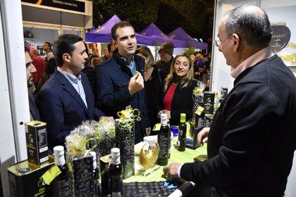 """La feria 'Sabores Almería' afronta su segunda jornada con """"exitosa"""" asistencia de público"""