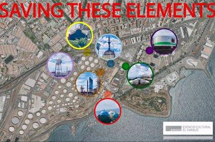 Piden la declaración BIC para cinco edificios de la Refinería de Santa Cruz de Tenerife