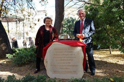 Homenaje a las corporaciones de Quesada (Jaén) en el 40 aniversario de la constitución de los ayuntamientos democráticos