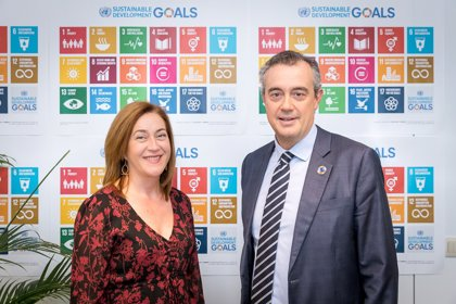 Martínez Arregui defiende el compromiso de entes locales y regionales con los Objetivos de Desarrollo Sostenible