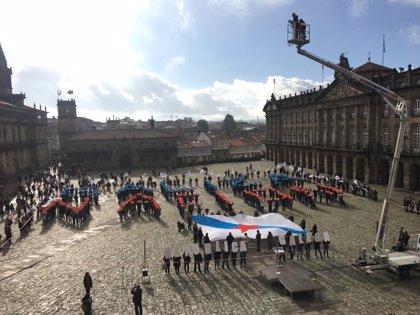 El BNG reivindica el derecho a la autodeterminación de Galicia en el aniversario de la Constitución