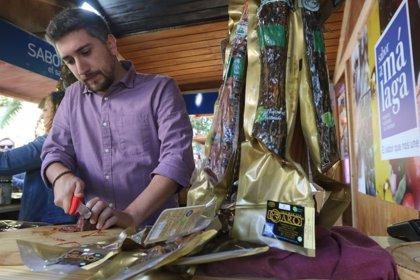 Comienza la Gran Feria 'Sabor a Málaga' con 112 empresas adheridas de 47 municipios