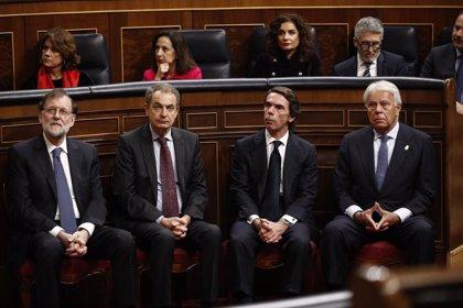"""Aznar achaca la irrupción de Vox a que las cosas han """"empeorado en los últimos tres años"""""""