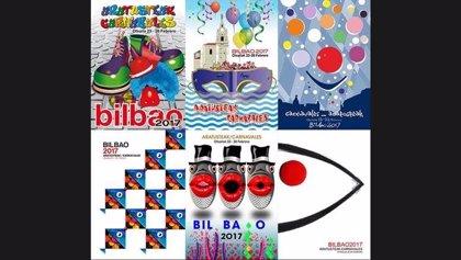 Las propuestas para el cartel anunciador de los Carvanales 2019 en Bilbao se podrán presentar hasta el 25 de enero