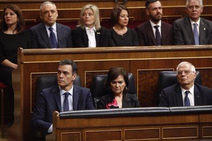 Pedro Sánchez señala al PDeCAT como clave para que sus Presupuestos superen el primer examen en el Congreso