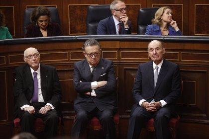 Pérez-Llorca ve ahora un clima de crispación en la política española que no había en 1978