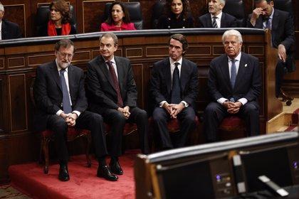"Zapatero: ""Si tenim nostàlgia dels grans acords, fem-los, tinguin abast o no de reforma constitucional"""