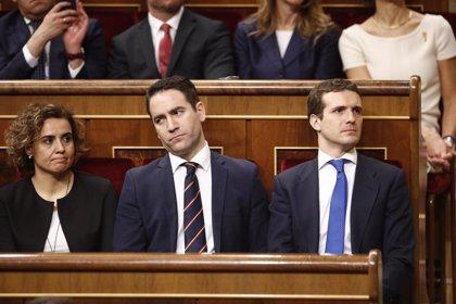 """Casado tiene """"claro"""" el perfil de candidato que quiere en Madrid y Valencia pero dice que no tiene decididos los nombres"""