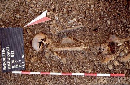La peste pudo forzar el declive de los europeos neolíticos