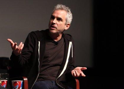 Globos de Oro 2019: Alfonso Cuarón aspira a mejor director por 'Roma'