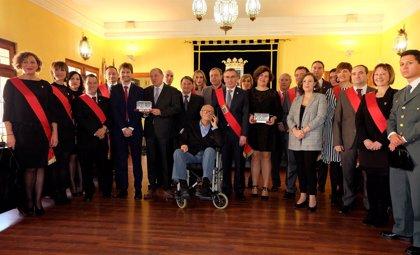 El Ayuntamiento de Tarazona reconoce a la Banda de Tarazona y a la ACT como referentes de la sociedad turiasonense