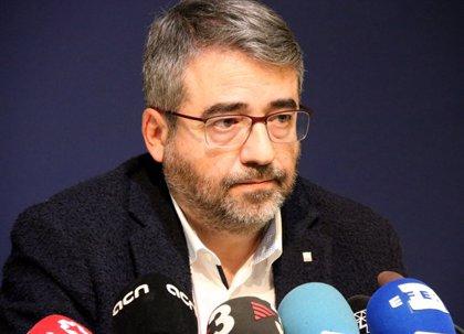 """Els Mossos consideren que l'operatiu que ha acabat amb càrregues policials a Girona ha estat """"correcte i adequat"""""""
