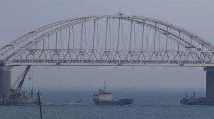 Mogherini traslada a Lavrov la preocupación de la UE por el deterioro en el mar de Azov