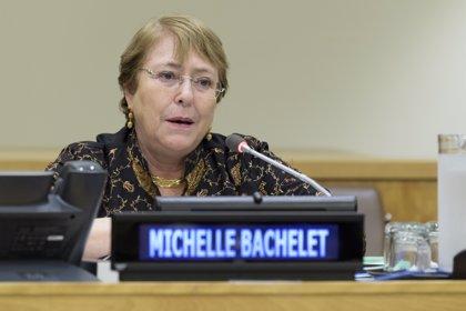 Bachelet recibe a la madre de Leopoldo López