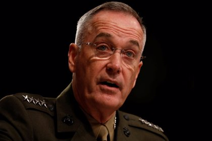 El jefe del Estado Mayor de EEUU insta a Google a trabajar con el Ejército