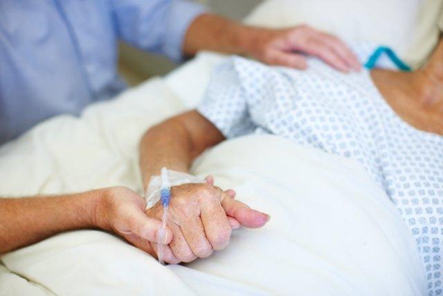Enfermedad, enfermo, hospital