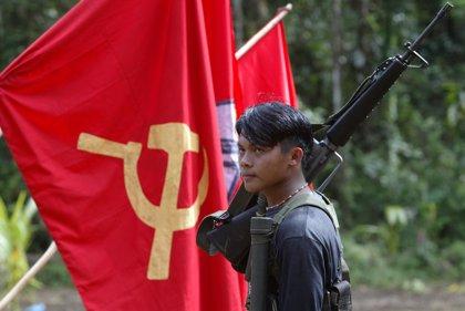 Los rebeldes maoístas declaran una tregua por Navidad en Filipinas pero el Gobierno rechaza sumarse