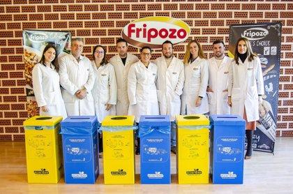 Fripozo recicla más de 20 toneladas de madera y 70 toneladas de aceite alimentario
