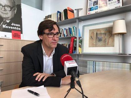 """Illa (PSC) descarta un pacte dels Pressupostos si el Govern català no renuncia a la """"unilateralitat"""""""