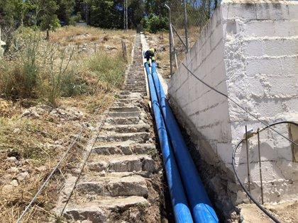 Diputación de Málaga aprueba proyectos por 1,6 millones de euros para mejorar el abastecimiento de agua en 21 municipios