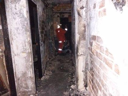 Bomberos de Valencia alertan del repunte de incendios en viviendas con la llegada del frío por causas eléctricas