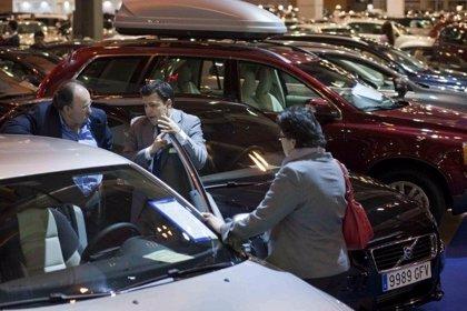 Las ventas de coches de ocasión cayó en Euskadi un 5,1% en noviembre