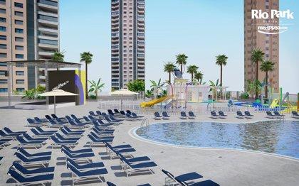 MedPlaya invertirà 8,9 milions a reformar l'Hotel Río Park de Benidorm