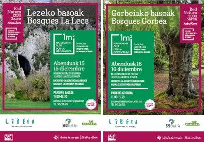 La Diputación de Álava anima a los ciudadanos colaborar en la limpieza de los parques naturales de Aizkorri y Gorbeia