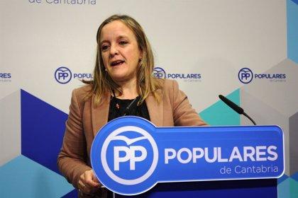 """PP acusa a PRC-PSOE de intentar """"blindar"""" la Administración de cargos regionalistas y socialistas"""