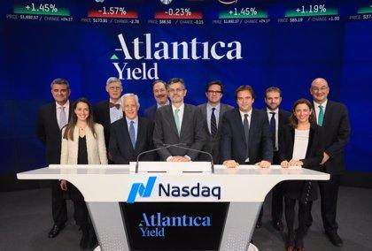 Atlantica Yield lanza un plan inversor por unos 1.000 millones hasta 2022