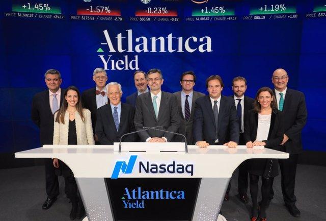 Atlantica Yield celebra el Investor Day